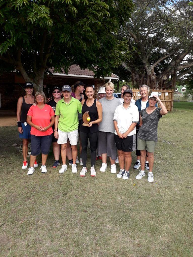 Ladies Tennis Challenge  Sedgefield Tennis Club